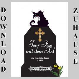 Krimi-Spiel für Dinner Zuhause – Jour Fixe mit dem Tod / Download
