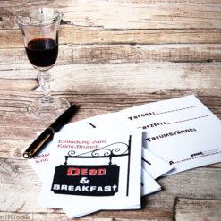 Dead & Breakfast Krimi-Brunch