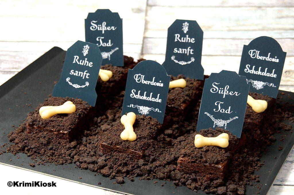 Beerdigungs-Kuchen Krimi-Dinner Zuhause Ratgeber