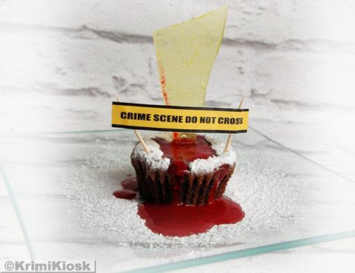 Ripper's Court Dessert Krimi-Dinner Zuhause